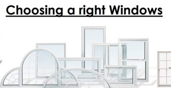 Choosing a right Windows: What are the Benefits of different Windows Types?