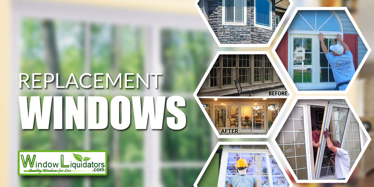 Buy new stylish windows online from windows liquidators for House windows online