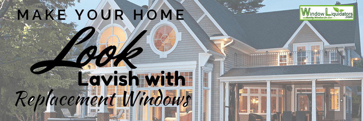 Lavish Home Replacement Windows
