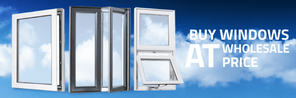 BUY WINDOWS AT WHOLESALE PRICE